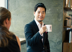 Can South Korean Coffee Chain Caffebene Achieve World Domination?