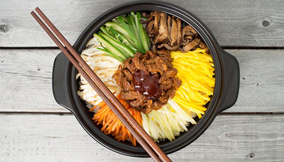 Korean Restaurant in Beijing